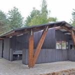 Arcon houtconstructies bv | Sanitaire units Staatsbosbeheer