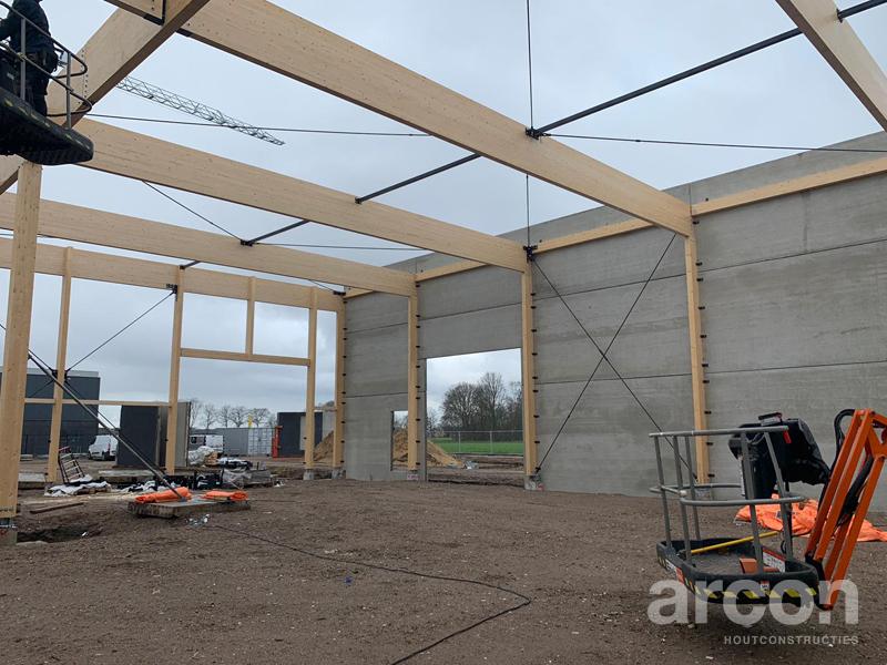 arcon-week11-voortgang-productiehal-houtbouw