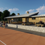 Arcon houtconstructies | TC WOC Overveen